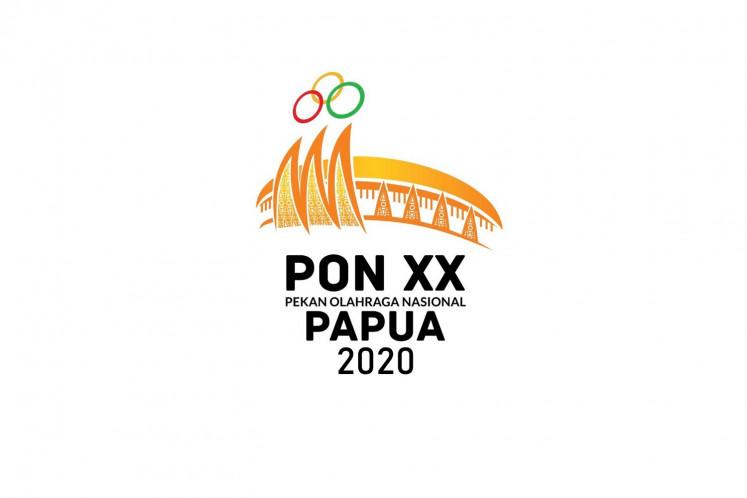 Logo Dan Maskot PON XX Papua 1